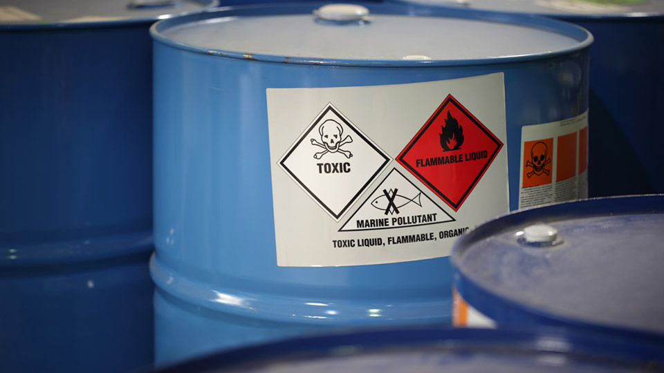Hazardous Chemicals Hazard Guide