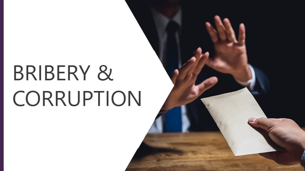 Bribery & Corruption Module