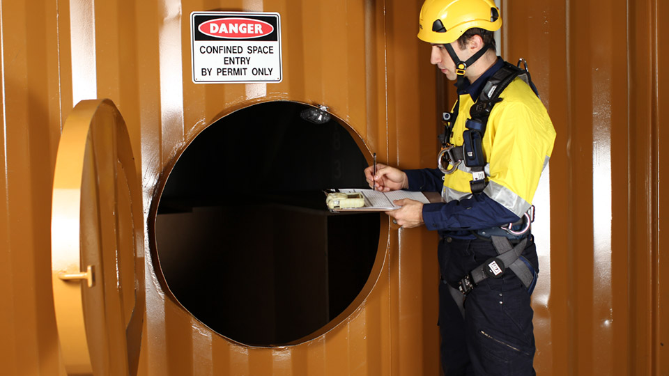 Confined Spaces Hazard Guide